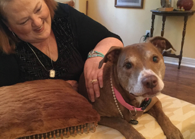 HOPE FOR DIANNE'S HANDICAPPED PET