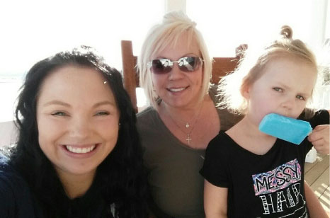 The Gift of a Mother-Daughter Trip for a Young, Terminally Ill Mom