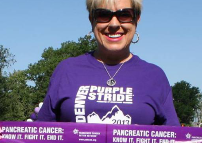 WAGE HOPE AGAINST PANCREATIC CANCER
