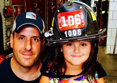 FROM FIGHTING FIRES TO BONE MARROW DONATIONS – A TRUE HERO