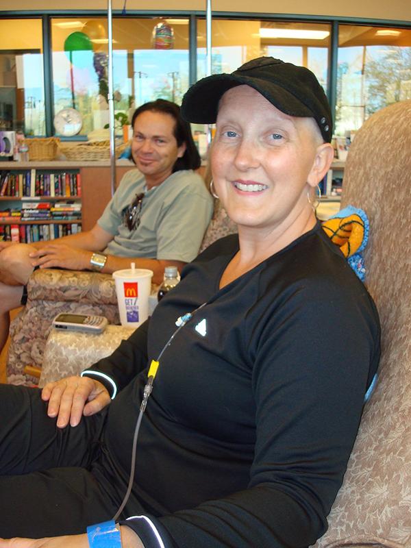 Elizabeth Ayers-Cluff Beating Breast Cancer