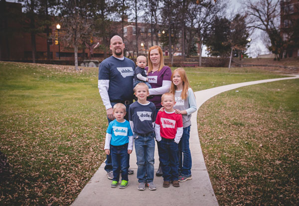 Scheele Family Fighting Perthes Disease