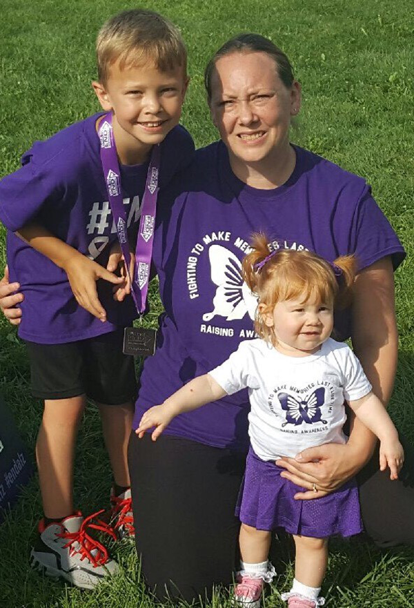 Johnsons Walk for Alzheimers