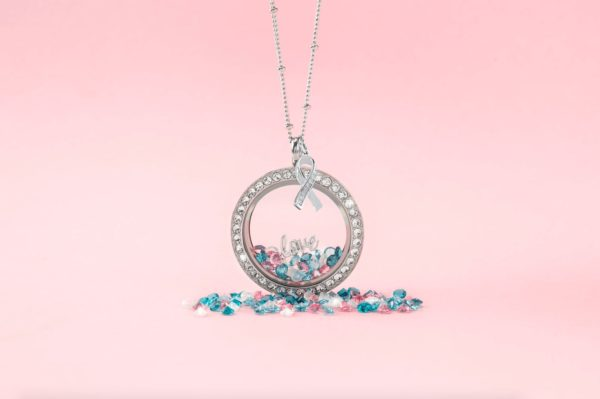 Live Sparkly Force for Good Locket